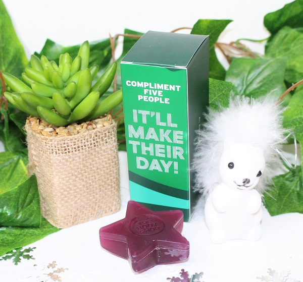 jour 3 calendrier the body shop