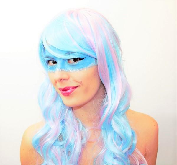 maquillage futuriste beauty defi