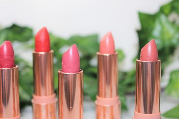 Lux Lipstick colour pop rouges a levres