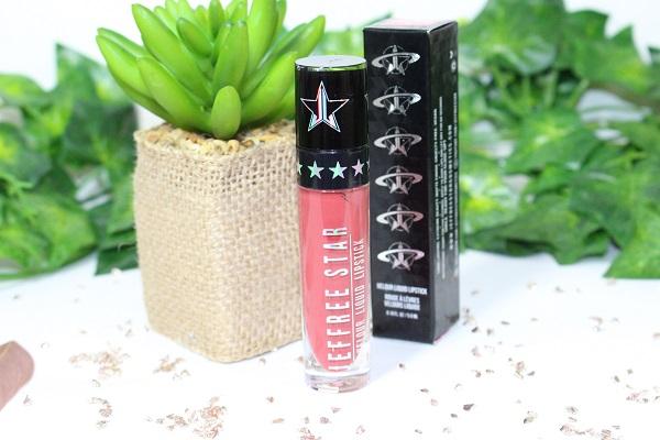 Jeffree Star velour liquid lipstick i'm shook