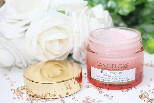 baume de rosee rosa angelica sanoflore