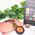 palettes maquillage avril 2018