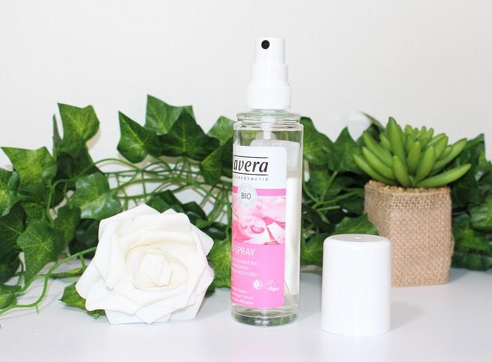 deodorant à la rose sauvage bio lavera