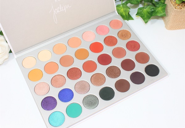 morphe jaclyn hill palette seclection