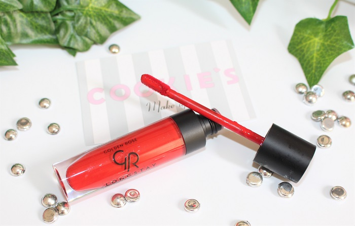 Cookie's Make Up Longstay Matte Lipstick Charlotte