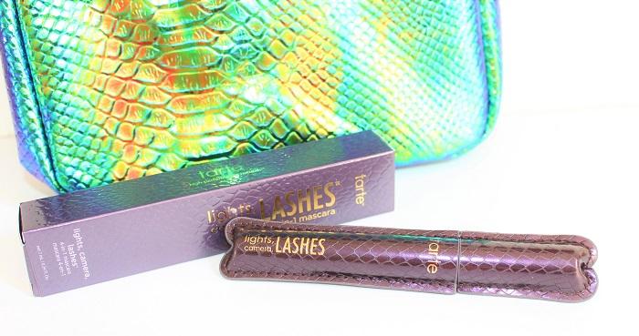 lights, camera, lashes™ 4-in-1 mascara tarte cosmetics