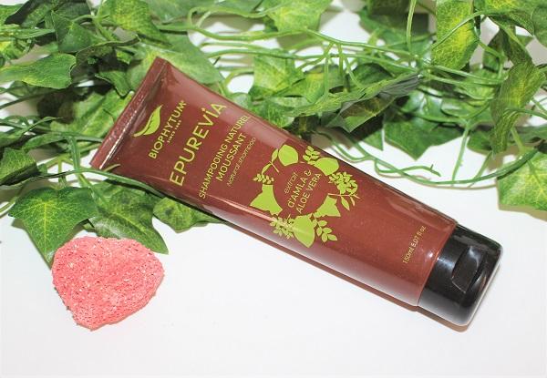 shampoing Naturel Moussant Epurevia Biophytum
