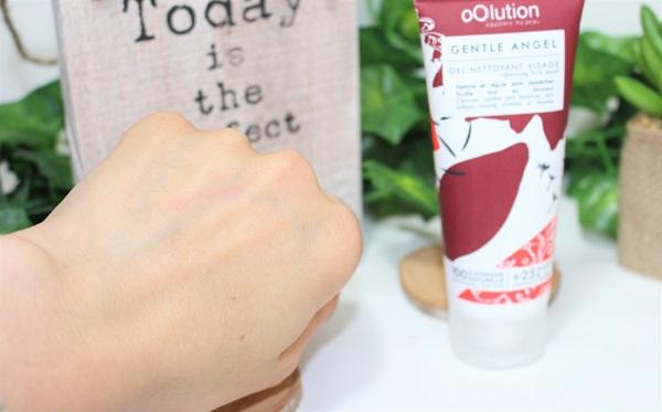 oolution gel nettoyant bio