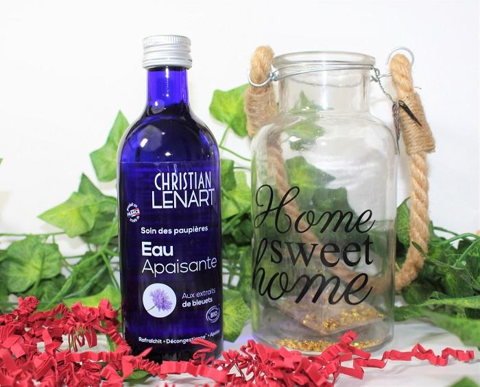 chritian lenart eau florale de bleuet