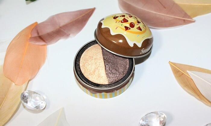 Sweet eye cupcake etude house one week palette challenge