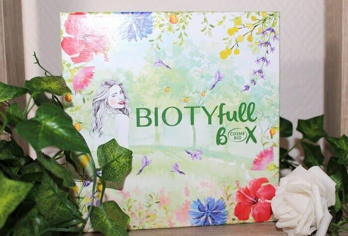 Biotyfull box cosmebio