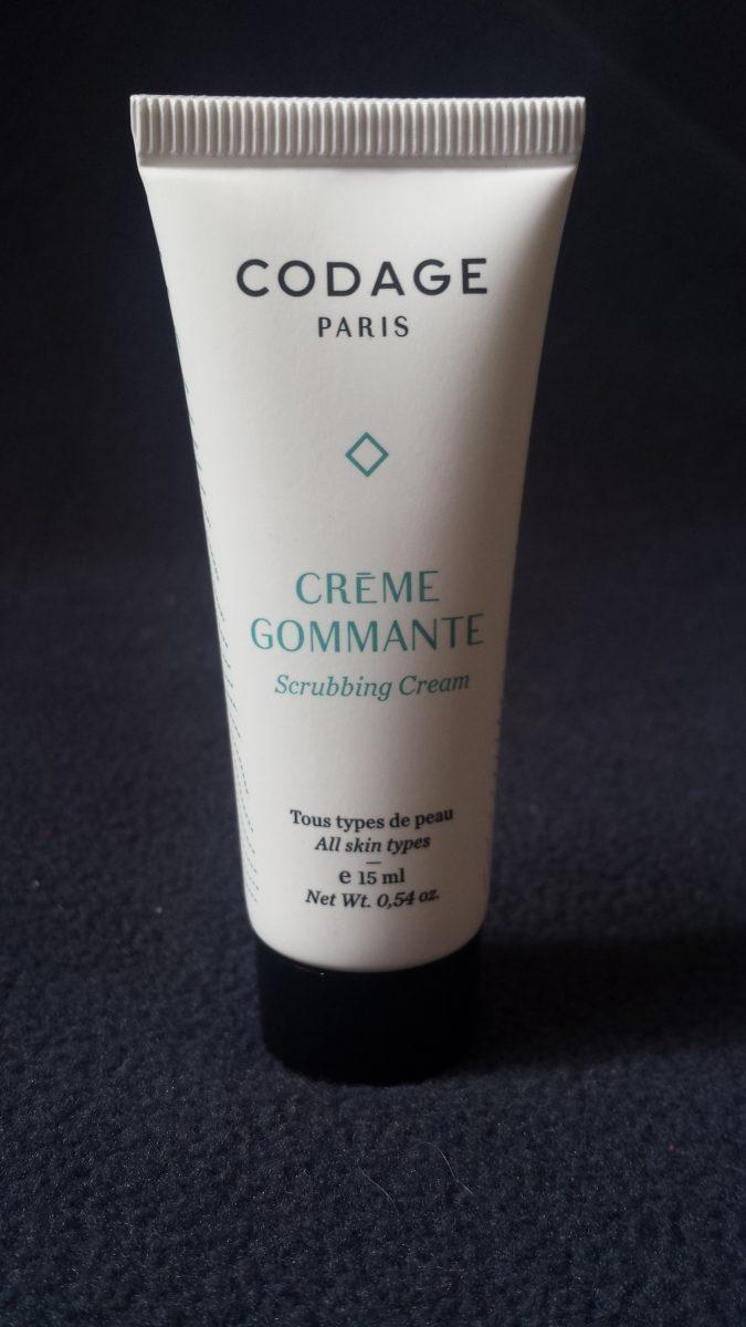 crème-gommante-codage_Paris