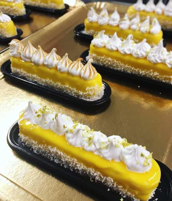 Tartelettes Citron Meringuées Revisitées – 40€ par personne