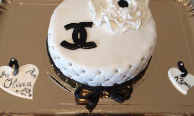 Gateau chanel