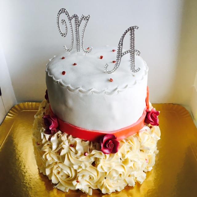 Rose Cake Design Cake Design Rose Cake Les Delices De Mary