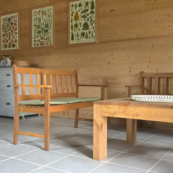 Logis de la Grange gîte écologique Charente-Maritime