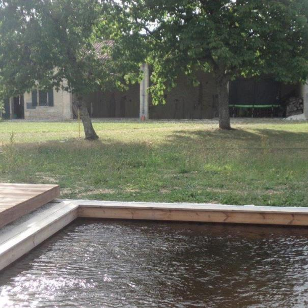 Logis de la Grange - gîte écologique Charente-Maritime