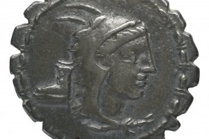 pied / tête de Silène 3.99gr _ 19.6mm