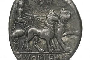 Pavot?? / Chiffre 78 en grec 3.84gr _ 18.1mm