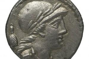 Fiole?? / Chiffre 79 en grec 3.80gr _ 17.1mm