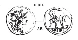 Denier Didia _ RRC 294/1