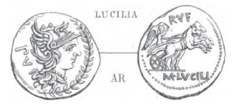Denier Lucilia _ RRC 324/1