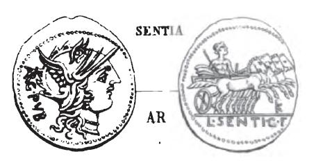Denier Sentia _ RRC 325/1