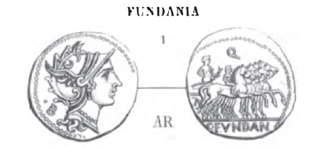 Denier Fundania _ RRC 326/1