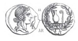 Denier Caecilia _ RRC 374/2