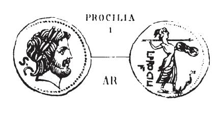 Denier Procilia _ RRC 379/1