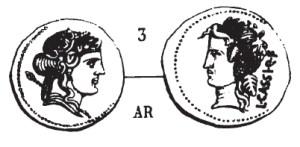 Denier Cassia _ RRC 386/1