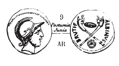 Denier Postumia _ RRC 450/1