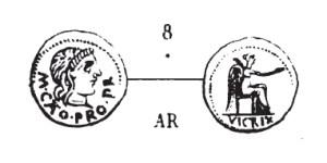 Quinaire Porcia RRC 462/2