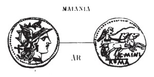 Denier Maiania _ RRC 203/1