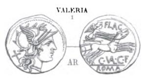 Denier Valeria _ RRC 228/1