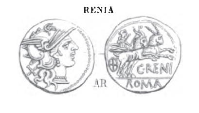Denier Renia _ RRC 231/1