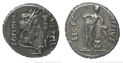 1467EP – Denier Scipion – Eppius