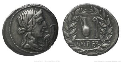 Read more about the article 1304CA – Denier Caecilia – Quintus Cæcilius Metellus Pius