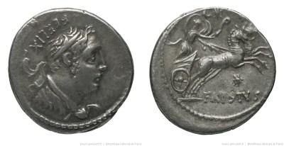 1396CO – Denier Cornelia – Faustus Cornelius Sylla