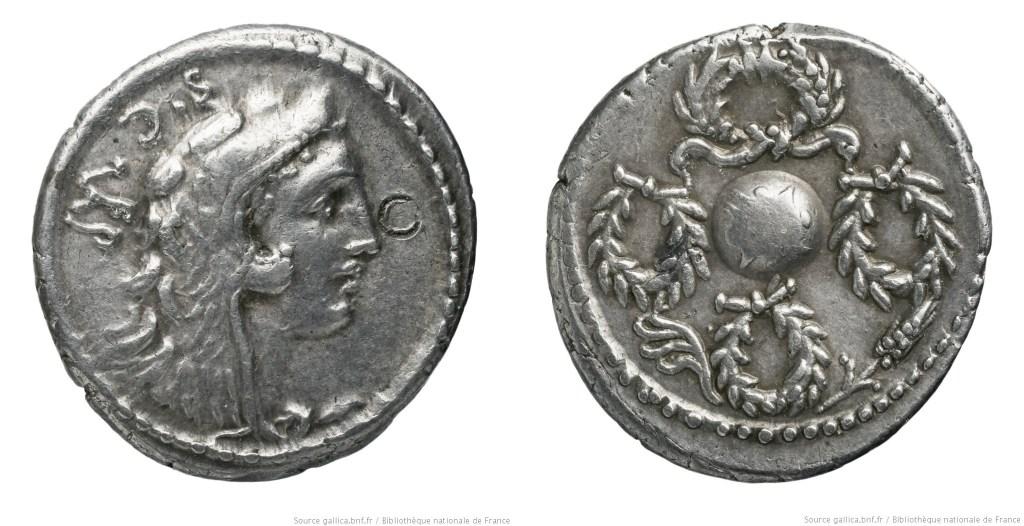 Read more about the article 1398CO – Denier Cornelia – Faustus Cornelius Sylla