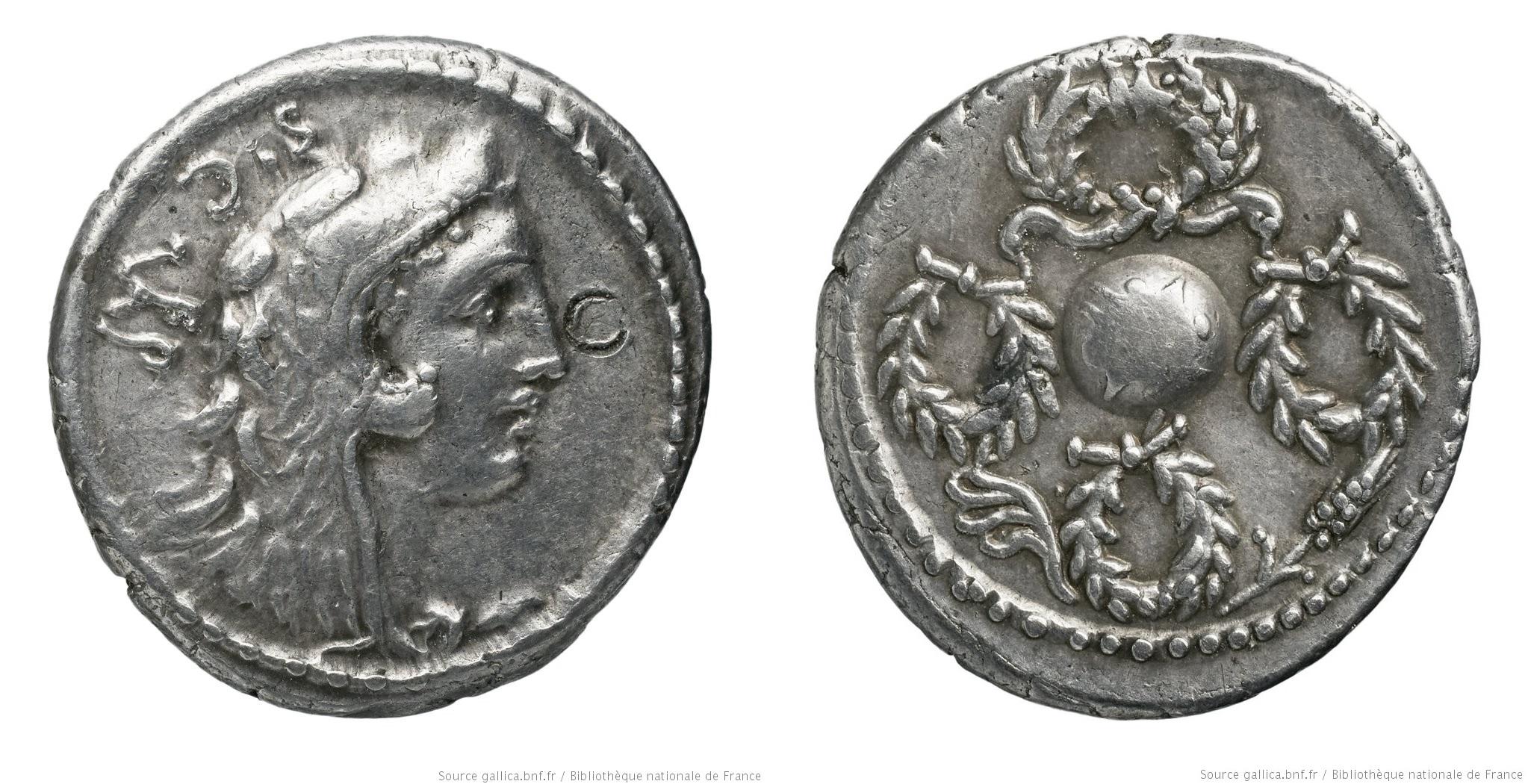 You are currently viewing 1398CO – Denier Cornelia – Faustus Cornelius Sylla