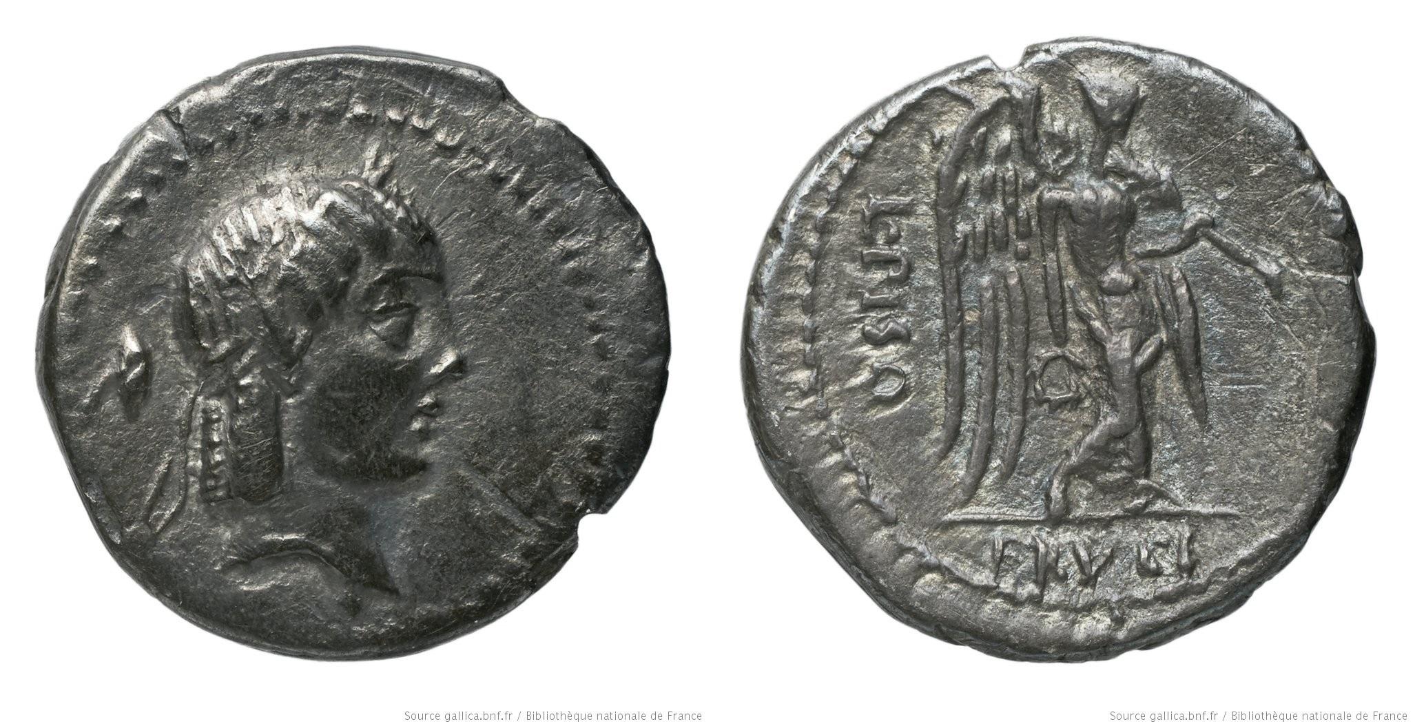 1206CA – Quinaire Calpurnia – Lucius Calpurnius Piso Frugi