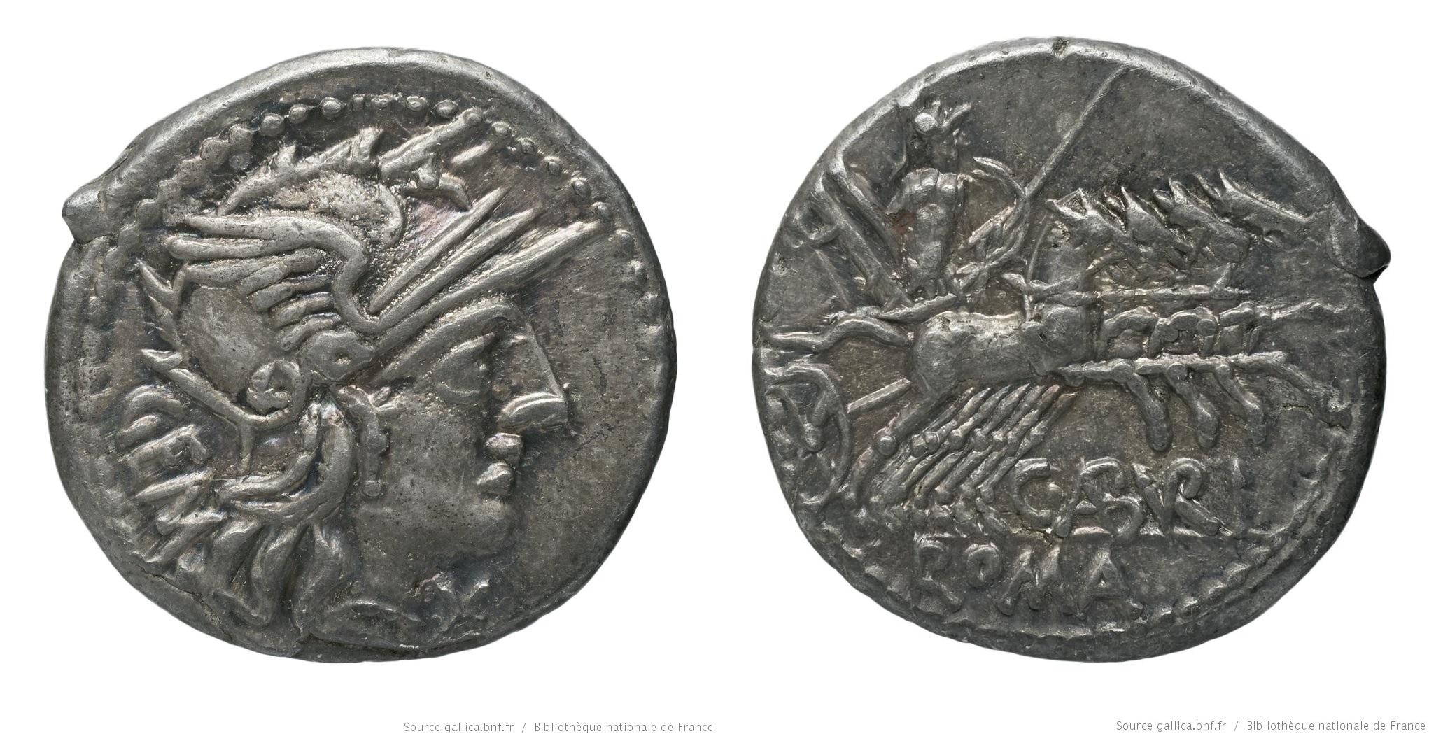You are currently viewing 957AB – Denier Aburia – Caius Aburius Geminus