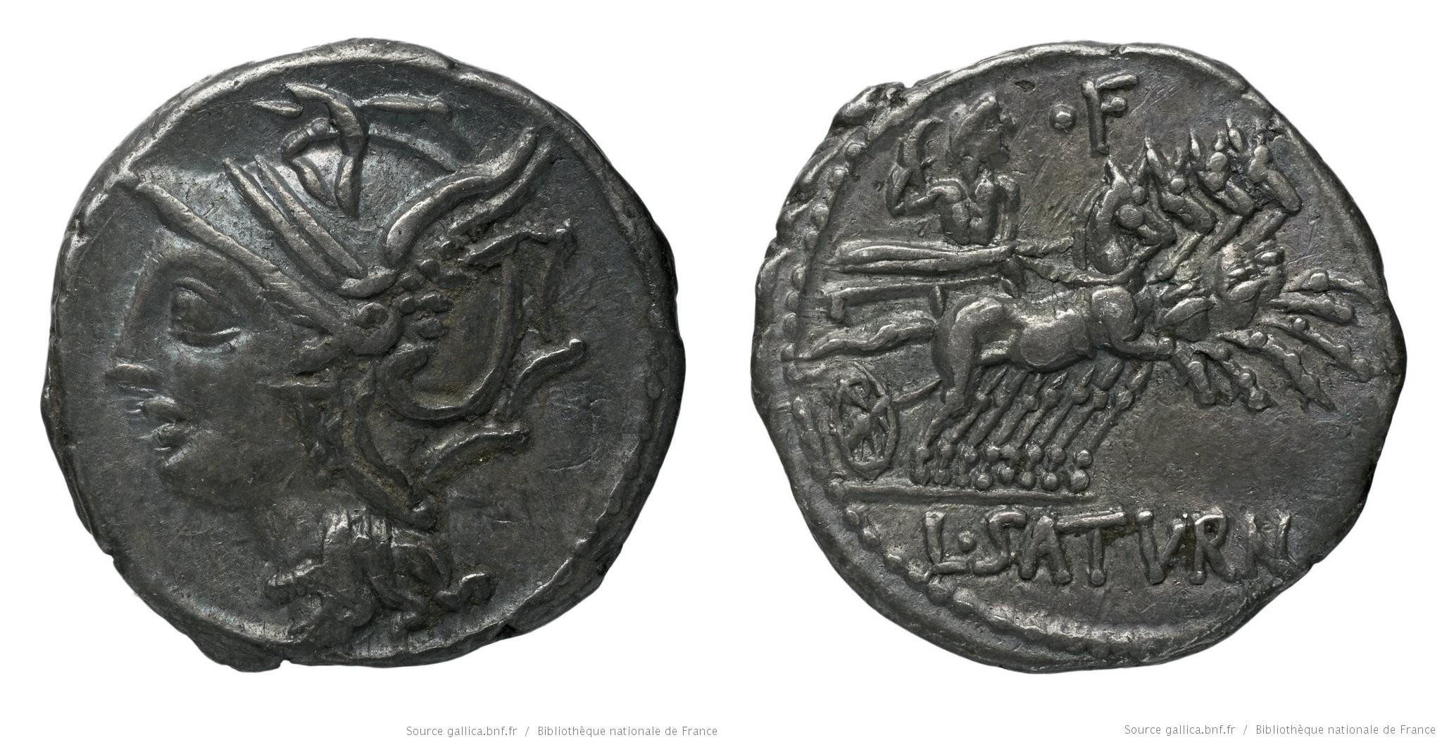 You are currently viewing 1148AP – Denier Appuleia – Lucius Appuleius Saturninus