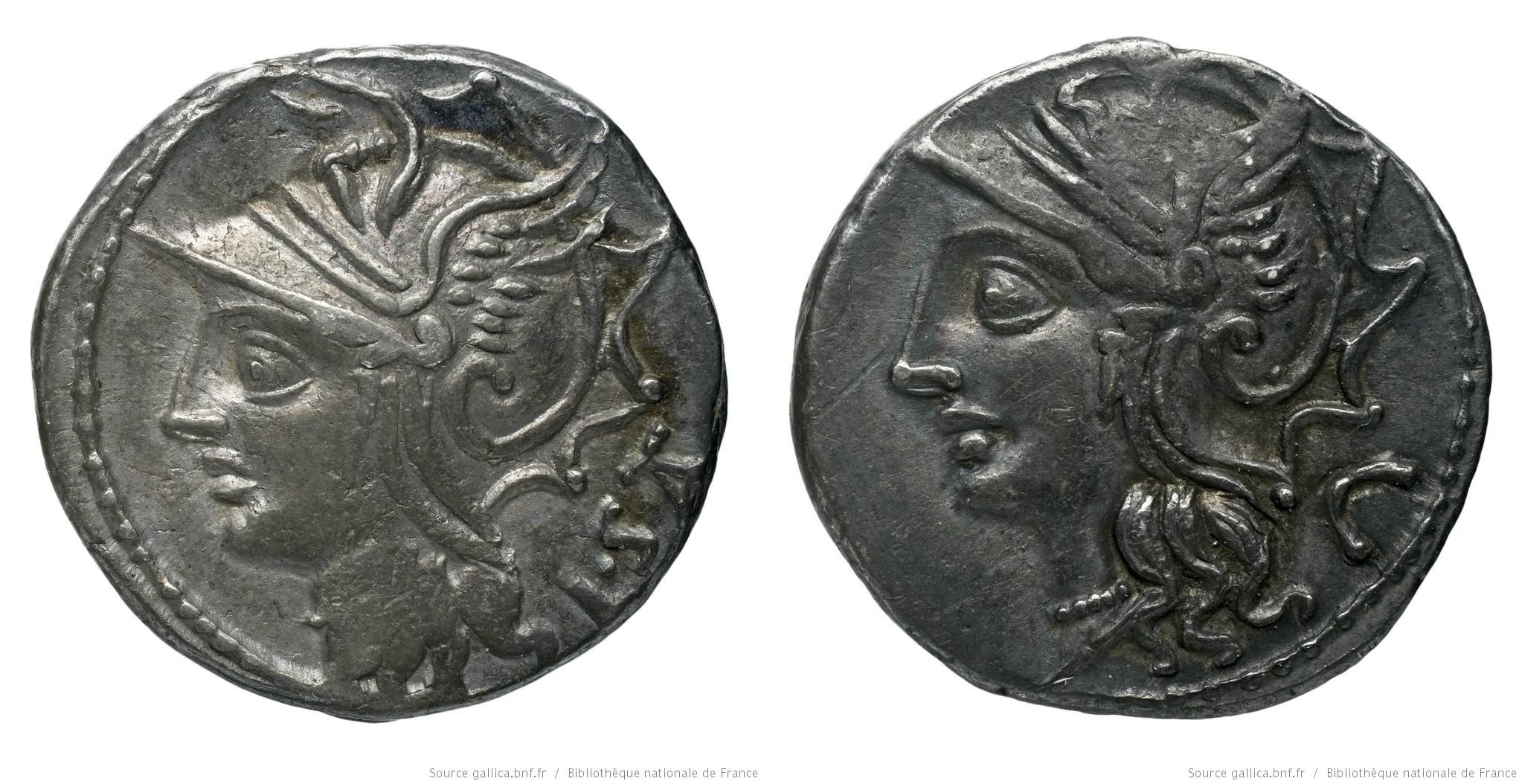 1146AP – Denier Appuleia – Lucius Appuleius Saturninus