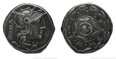 1019CA – Denier Caecilia – Marcus Cæcilius Metellus