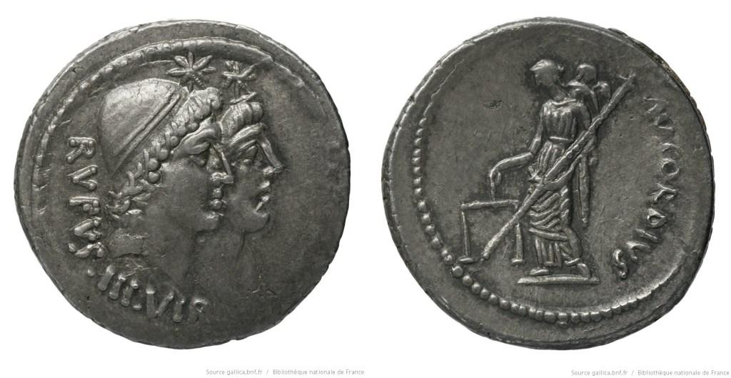 Read more about the article 1469CO – Denier Cordia – Manius Cordius Rufus
