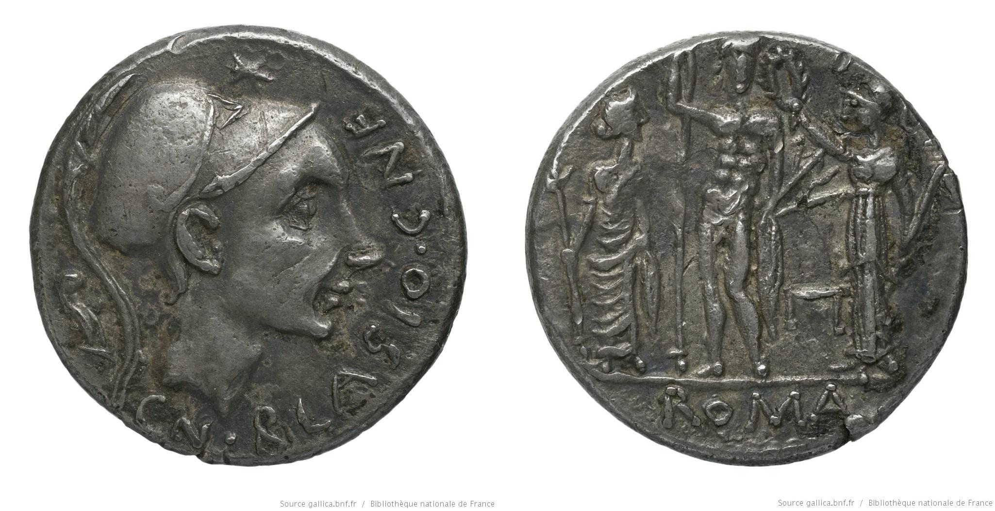 1107CO – Denier Cornelia – Cneius Cornelius Blasio