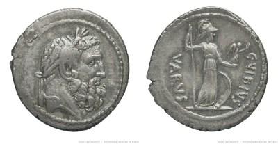 1615VI – Denier Vibia – Caius Vibius Varus