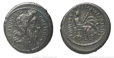 1401ME – Denier Memmia – Caius Memmius